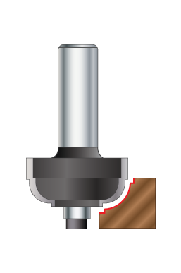 Classical Cove Router Bits