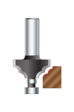 Classical Molding Router Bits