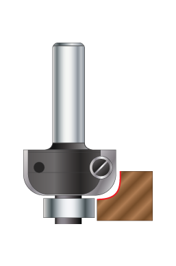 In Tech Insert Cove Router Bits
