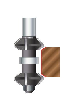Variable Double Chamfer Assembly