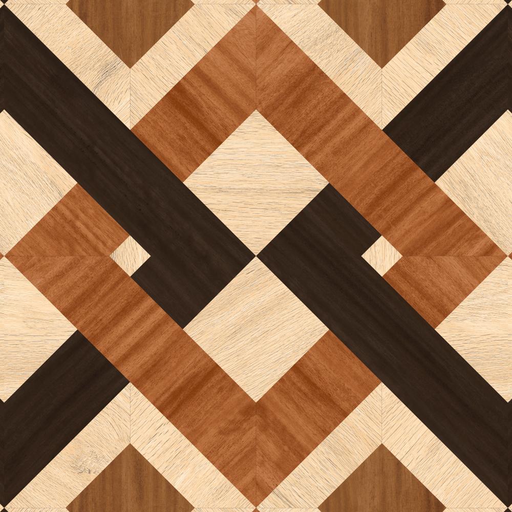 Wood mosaics
