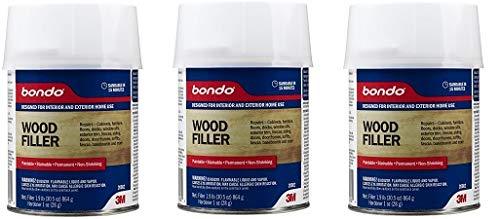 Bondo stainable wood filler
