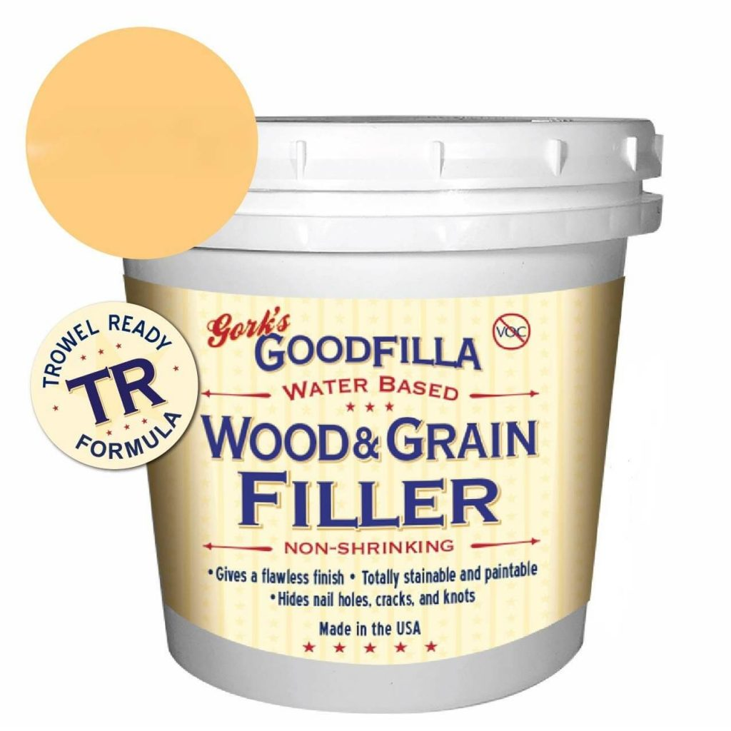 GoodFilla water based wood filler