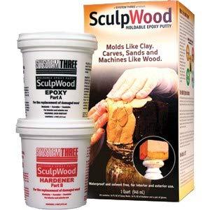 sculpwood wood filler