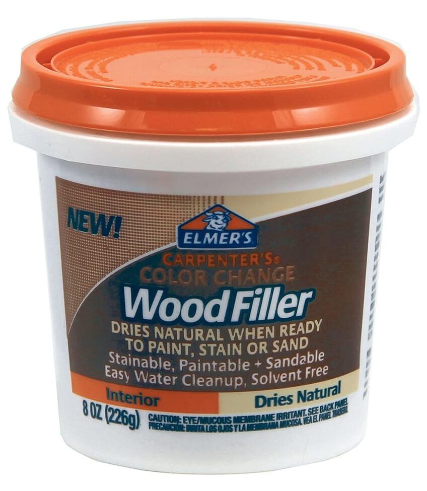 Elmer wood filler