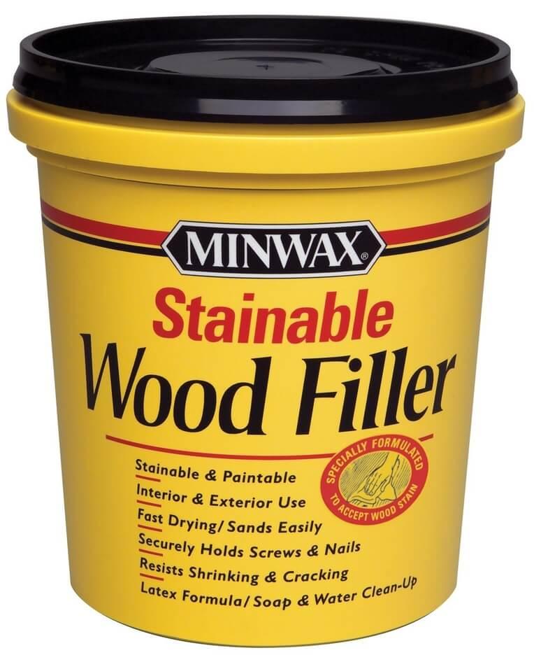 Minmax wood filler