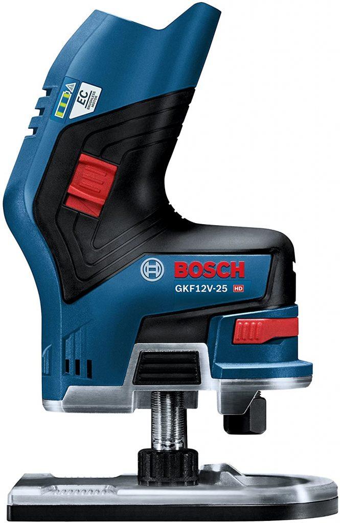 Bosch GKF 12V-25N Max EC Brushless Palm Edge Router