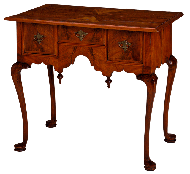 Dressing or Makeup Table in a bedroom