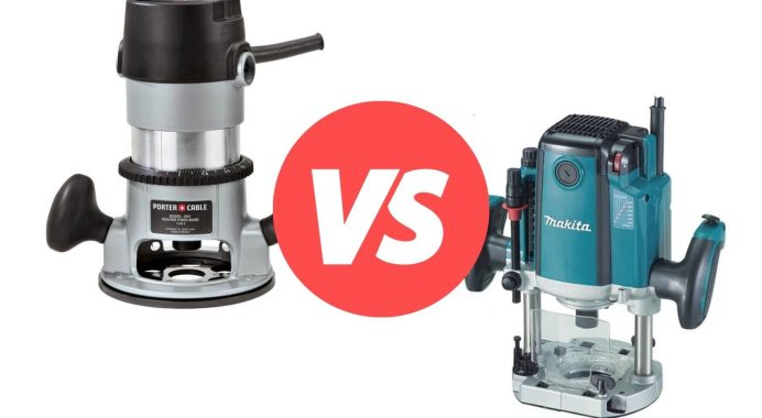 Plunge Router vs Fixed, What You Need to Know